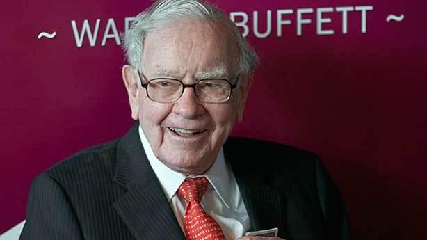 6- Warren Buffet<br /> &nbsp;