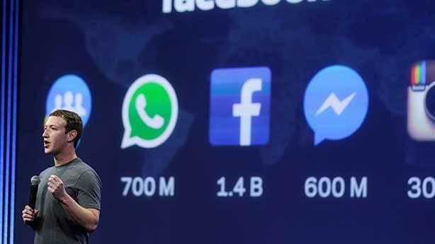 4- Mark Zuckerberg<br /> &nbsp;