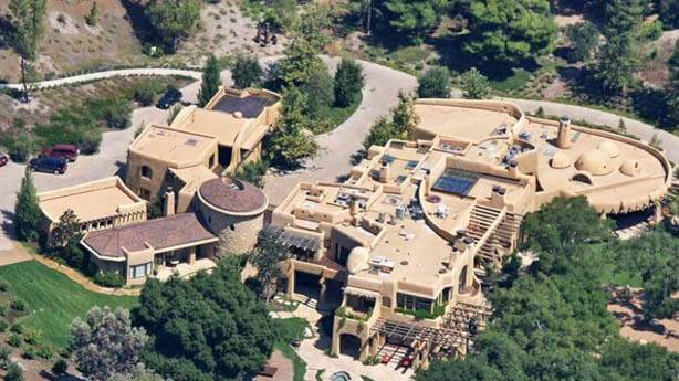 8- Will Smith'in Evi - Calabasas Compound