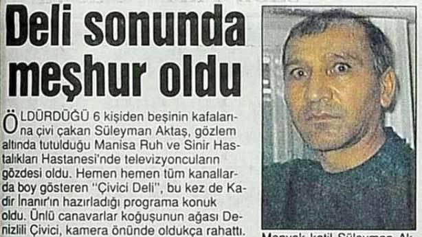 S&uuml;leyman Aktaş<br /> &nbsp;