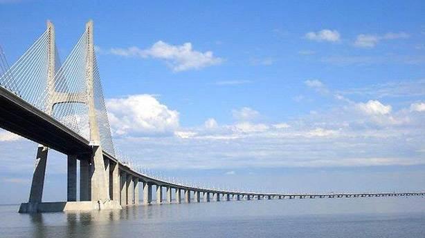 1- The Vasco da Gama Köprüsü