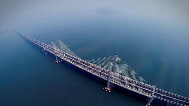 3- The Penang Köprüsü
