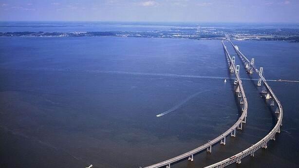 4- Chesapeake Köprüsü