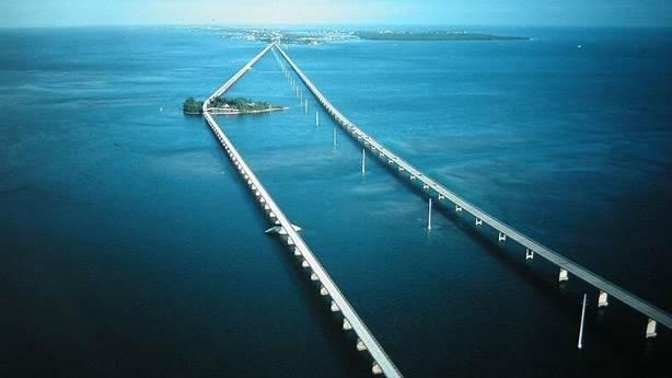 5- Seven Mile Köprüsü