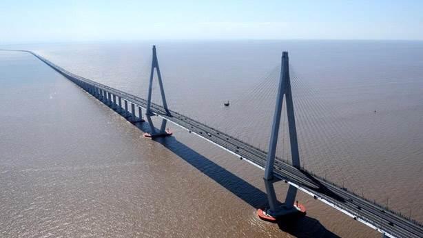 7- Danyang–Kunshan Grand Köprüsü