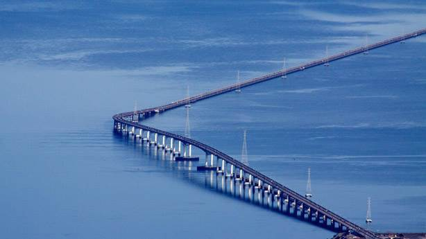 8- San Mateo Köprüsü