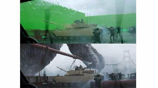 Godzilla<br /> &nbsp;