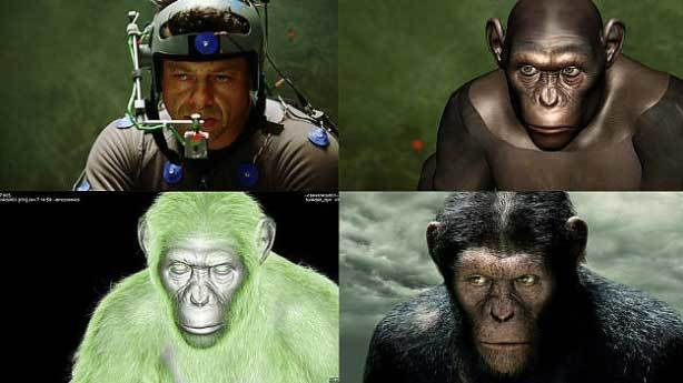 Maymunlar Cehennemi: Başlangı&ccedil;<br /> &nbsp;