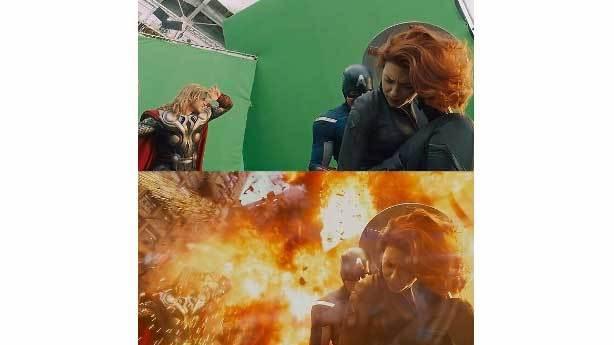 The Avengers<br /> &nbsp;