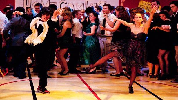 5. The Perks of Being a Wallflower