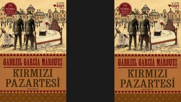 4- Kırmızı Pazartesi (Gabriel Garcia Marquez)