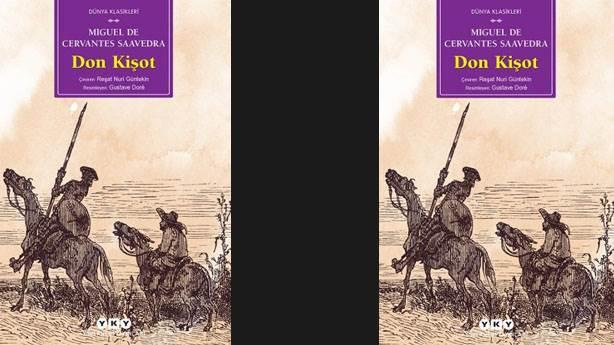 7- Don Kişot (Cervantes)