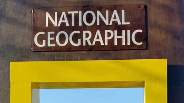 10- National Geographic<br /> &nbsp;
