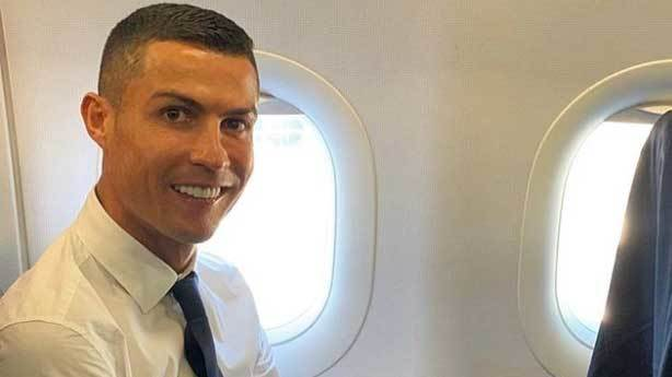1- Cristiano Ronaldo<br /> &nbsp;