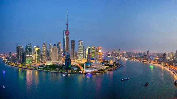 3- Şangay