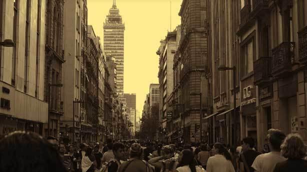 5- Mexico City