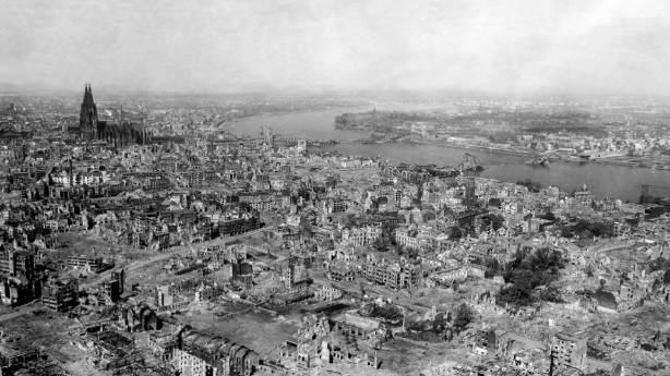 İkinci Dünya Savaşı'nın etkileri