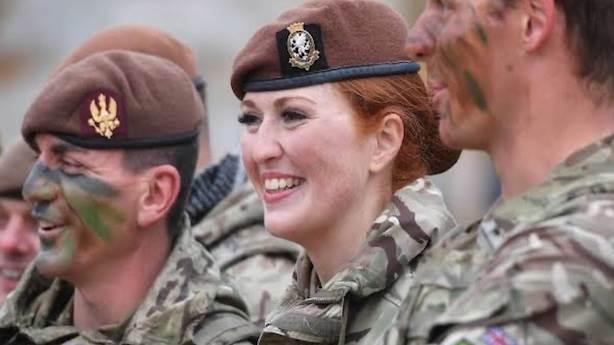 Kadınların orduya katılma isteğini azaltan şey ne?