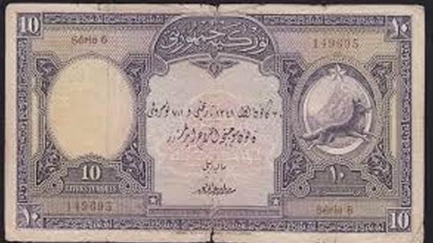 8- İlk kâğıt para