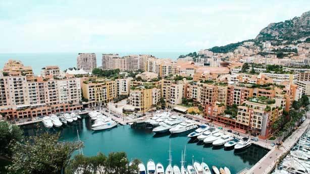 2- Monako