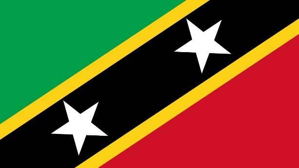 8- Saint Kitts ve Nevis
