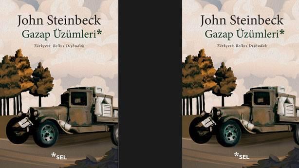 2- Gazap Üzümleri - John Steinbeck (1940 Pulitzer Ödülü)