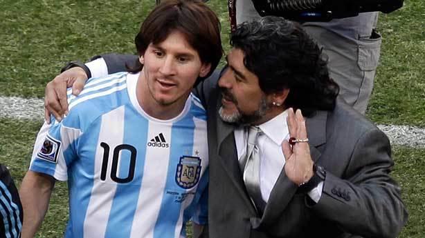 İtalyanları Arjantinli yaptı