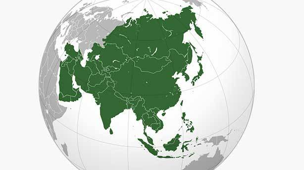 1- Asya