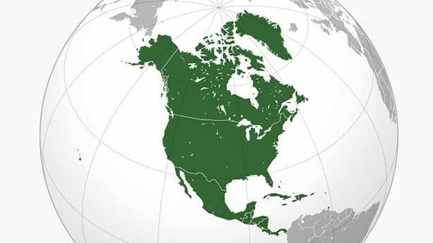 3- Kuzey Amerika