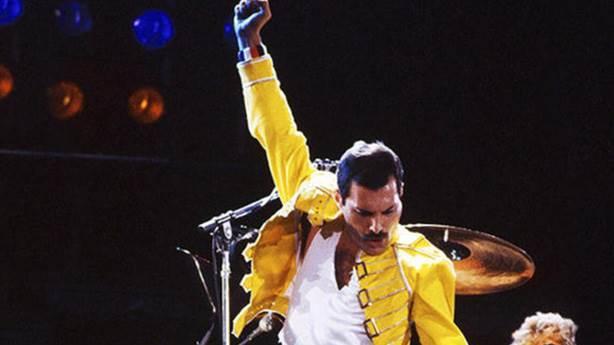 Freddie Mercury'den söz etmemek olmaz