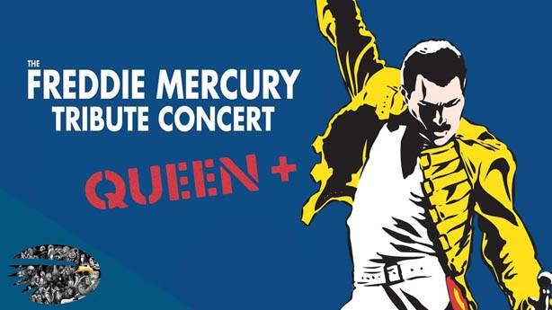 Farkındalık için 'The Freddie Mercury Tribute Concert'
