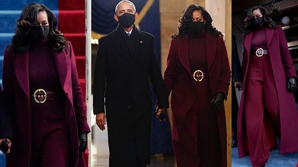 Gönüllerin First Lady'si Michelle Obama
