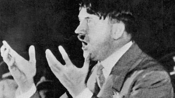 Hitler ölmedi
