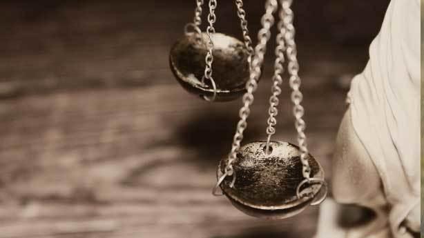 9- Adaletin simgesi