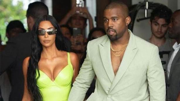 Kim Kardashian & Kanye West boşanmasının ardında yatan sır!