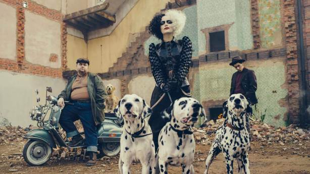 Emma Stone'dan Cruella yorumu