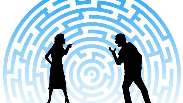 Evli çiftler için alarm