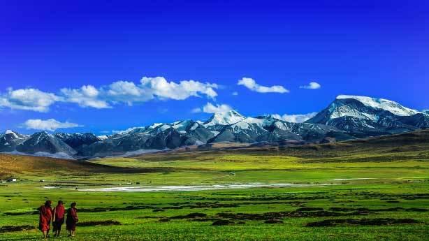 Tibet diğerlerinden farklı