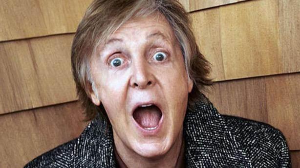 Paul McCartney'den önemli haberler var
