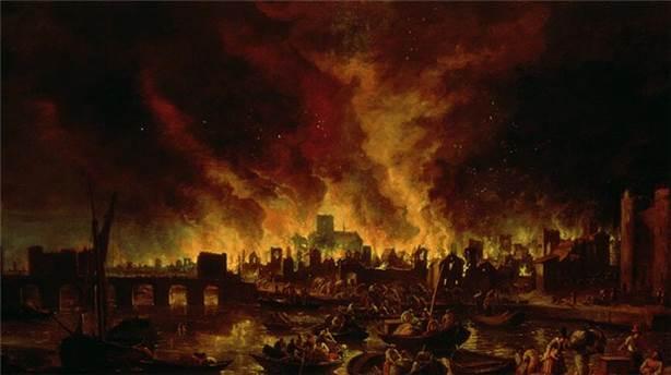 Büyük Londra yangını