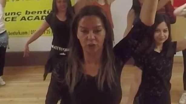 Dans eğitmenliğine devam