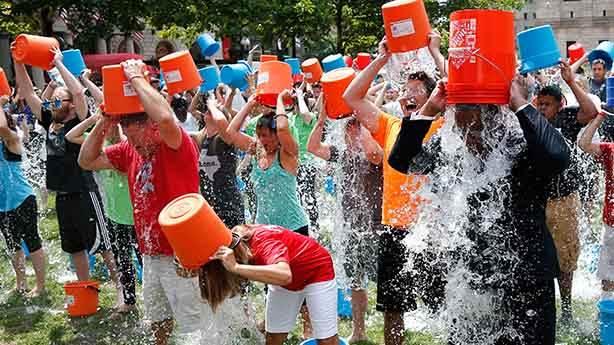 4- Ice Bucket Challenge