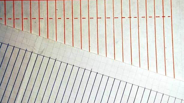 Pilot kalemle doldurulan dönem ödevleri