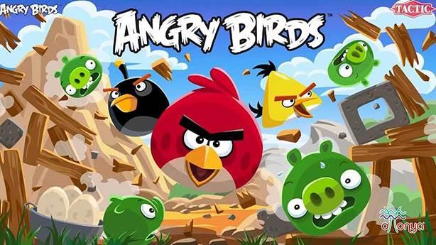 2- Angry Bird