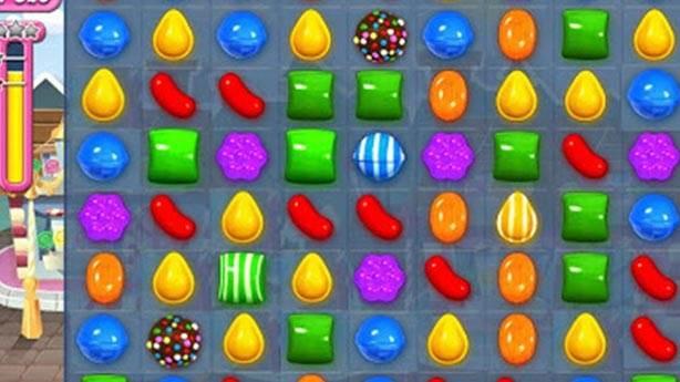 5- Candy Crush