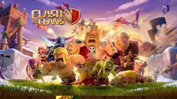7- Clash of Clans