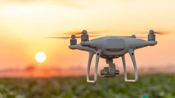 7- Drone Teknolojisi