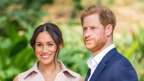 Prens Harry ve Meghan Markle'dan 'Prens Philip' mesajı