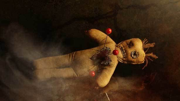Voodoo bebekleri aslında yok