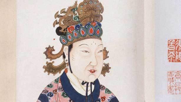 İmparatoriçe Wu (MS 624-705)